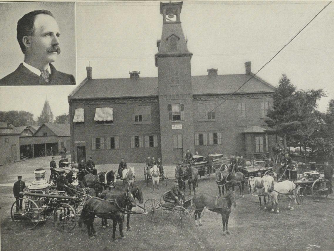 Service de Police municipale et d'Incendies de la ville de Sherbrooke - Robert Davidson